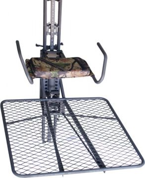 Tjd worm stand treestand wood 39 n trail fabrication tjd for Construction de stand