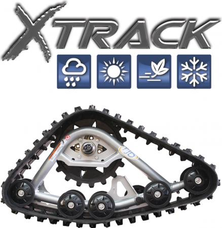 Treestand, ATV Tracks, XGEN, XTRACK, atv snow plow ...